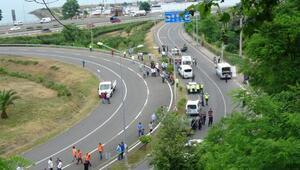 Orduda belediye meclis üyesi kazada öldü