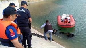 Afyonkarahisarda gölete düşen genç boğuldu