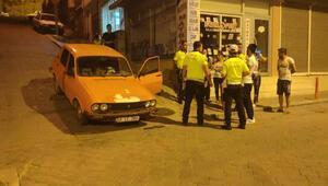 8 bin liralık otomobille drift yapan sürücüye 7 bin lira ceza