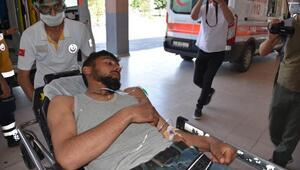 Sivasta 15 tarım işçisi zehirlenme şüphesiyle hastaneye kaldırıldı