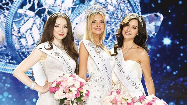 Polina Rusya'nın  en güzel kızı