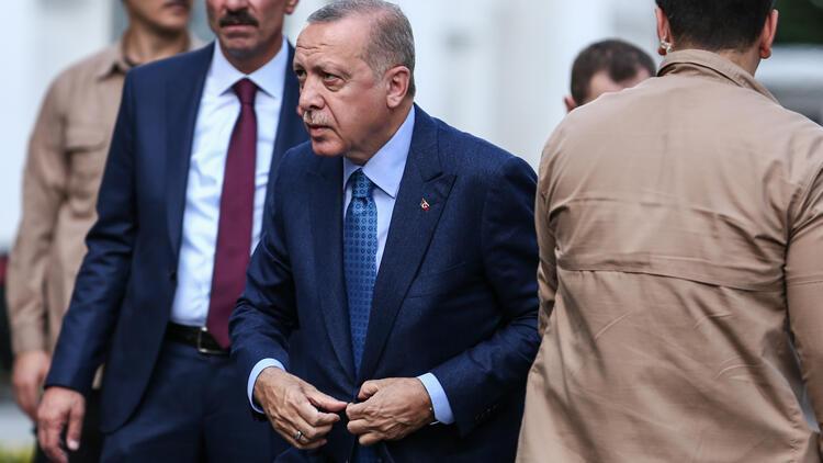 Cumhurbaşkanı Erdoğan İstanbul'da milletvekilleri ile bir araya geldi