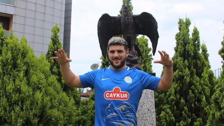 El Kabir, Çaykur Rizespor'da!