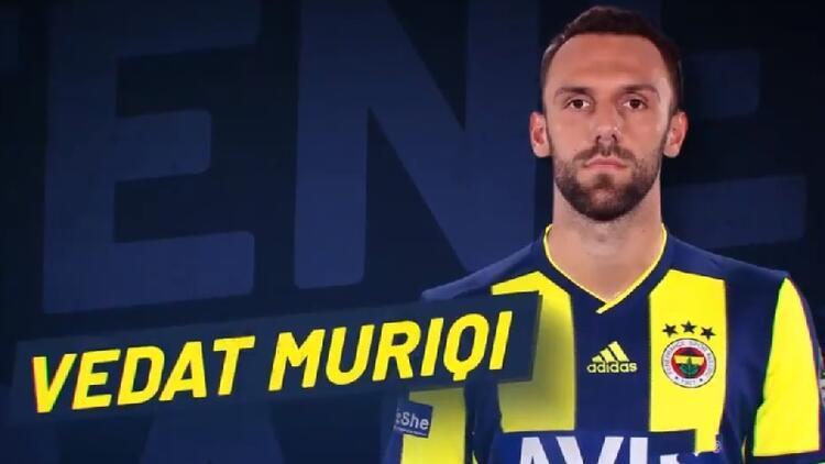 Son Dakika: Vedat Muriqi resmen Fenerbahçe'de!
