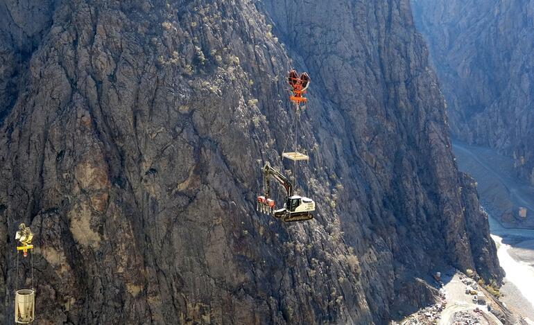112 metreye ulaştı Türkiyede birinci dünyada üçüncü
