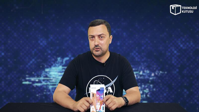 Samsung Galaxy A70 incelemesi